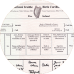 old Irish records lookup